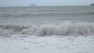Ngắm Sóng Biển Nha Trang
