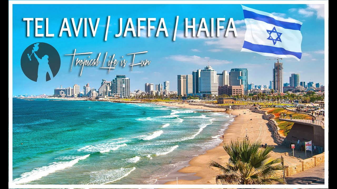 israel tel aviv jaffa haifa land of creation 4k youtube