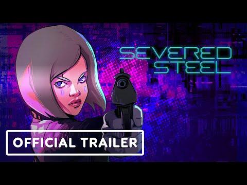 Severed Steel - Official Bullet Ballet Trailer   Summer of Gaming 2021