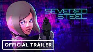 Severed Steel - Official Bullet Ballet Trailer | Summer of Gaming 2021