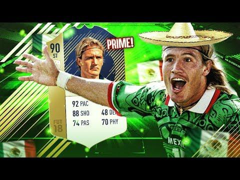 NAJWIĘKSZA BESTIA IKONA PRIME! FIFA 18 ULTIMATE TEAM