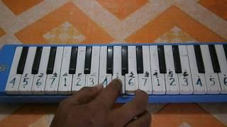 Manuk Dadali || Pianika