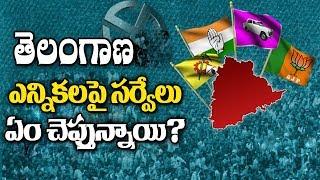 తెలంగాణ ఎన్నికలపై సర్వేలు ఏం చెప్తున్నాయి?||Prof K Nageshwar on Survey's on Telangana Elections||