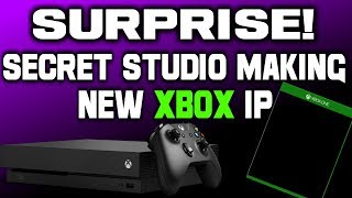 Surprise! Secret Studio Is Working On A Brand New Exclusive Xbox One IP! WOW!