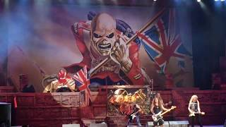 Iron Maiden - The Trooper - Budweiser Stage, Toronto, ON - July 15, 2017  7 / 15 / 17