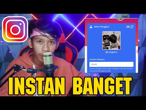 Cara Menambah Followers Instagram Paling Instan