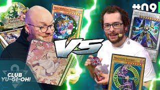 Deck Yugi vs Deck Jaden + Ouverture de la nouvelle display ! | Club Yu-Gi-Oh! #09