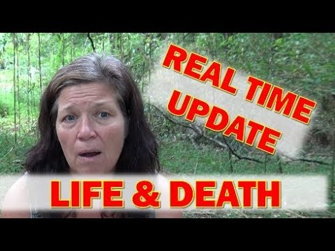 Real time Update: Real Talk about Life and Death