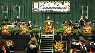 University of La Verne 2013 Commencement President Devorah Lieberman