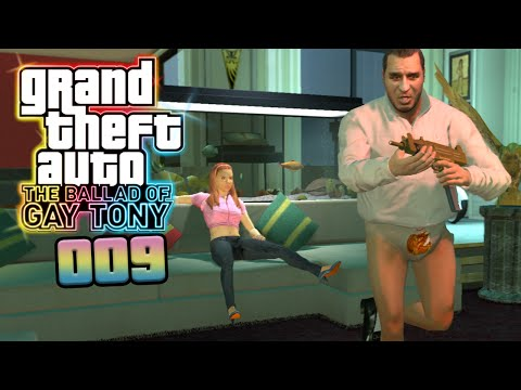 Unterhosen-Yusuf hat ARABMONEY!! | GTA IV: THE BALLAD OF GAY TONY #009 | Let's Play