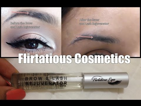 61f94bbbed9 BEST Brow and Lash Growth Serum EVER - Flirtatious Cosmetics - YouTube