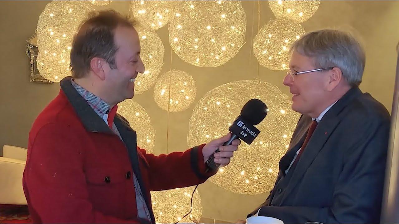Peter Kaiser | Landeshauptmann von Kärnten | lanmedia Business Talk