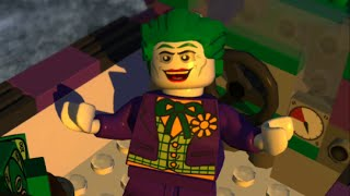 LEGO Batman 2: DC Super Heroes Walkthrough - Chapter 2 - Stop the Joker
