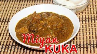 Miyan Kuka (Baobab Leaves Soup)