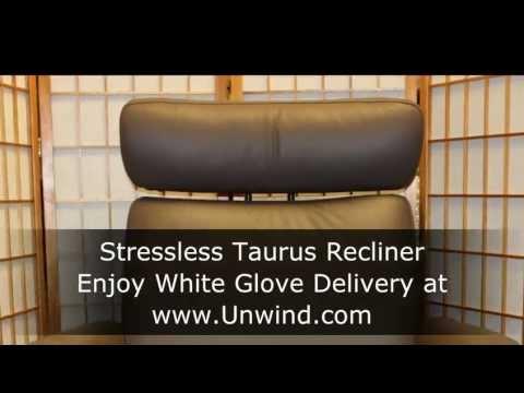 Ekornes Taurus Recliner- Khaki Paloma Leather & Ekornes Taurus Recliner- Khaki Paloma Leather - YouTube islam-shia.org