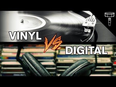 Vinyl Vs. Digital: Which Is Better?