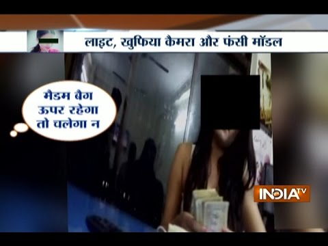 Video: High-profile Sex Racket Busted by Mumbai Police in Versova Area