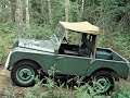 #681. Land rover 81 1950 (Prototype Car)