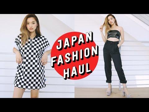 🇯🇵 Japan Fashion Summer Haul 🇯🇵