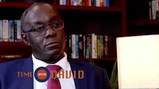 Time With David Interview: Prof Nicholas Ossei Gerning  #TimeWithDavid.