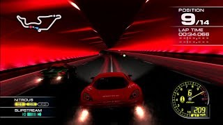 Ridge Racer 7 - Crossbay Tunnel (PS3)
