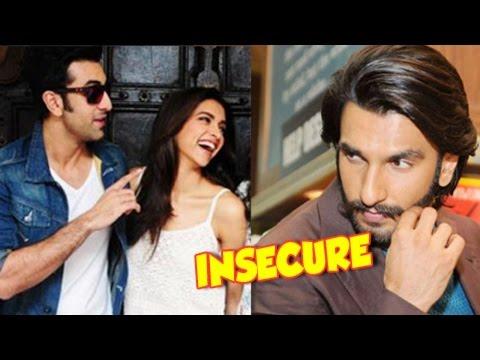 Ranveer Singh Gets INSECURE Of Girlfriend Deepika Padukone's CLOSENESS To Ranbir Kapoor