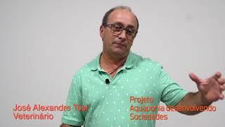 Projeto Aquaponia Desenvolvendo Sociedades