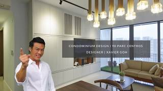 92 Parc Centros - Designer Xavier Goh Portfolio Showcase