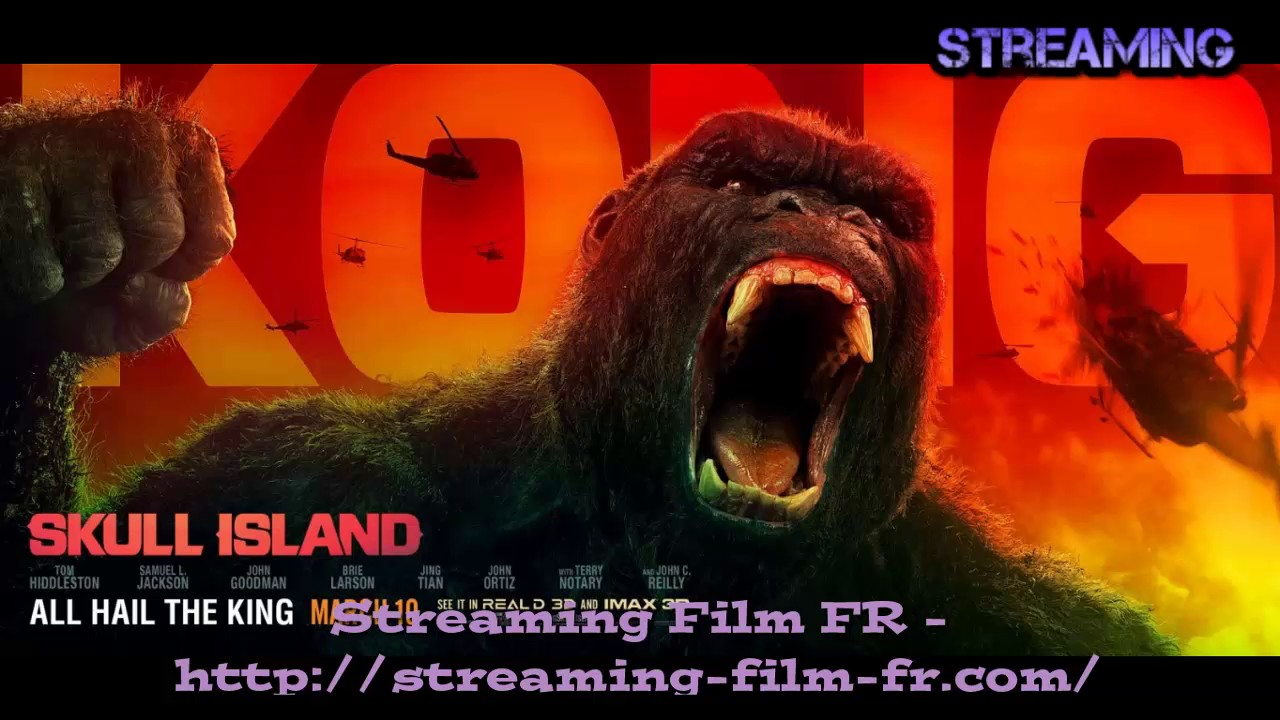 Kong Skull Island Streaming