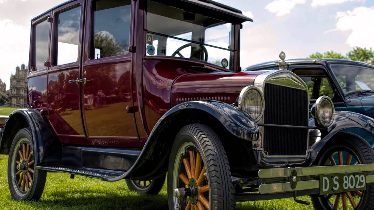 Nottingham Car Show Wollaton Park