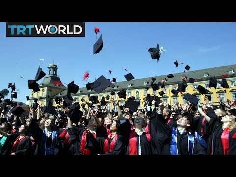 Money Talks: UK grads world's most indebted