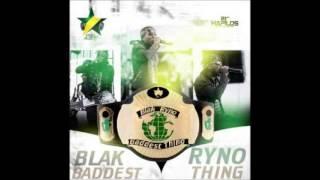 Black Ryno - Baddest Ting - Sting 30 Champ - January 2014