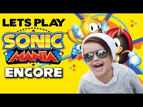 Let's Do This! - Episode #2 - Sonic Mania (Encore DLC)  