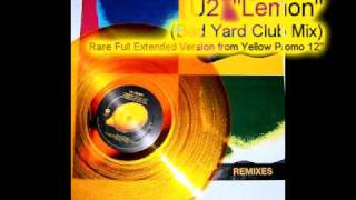 U2 Lemon RARE Extended Bad Yard Club Mix - Over 10 Minutes