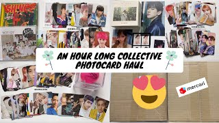 Download An Hour Long Collective Photocard Haul!