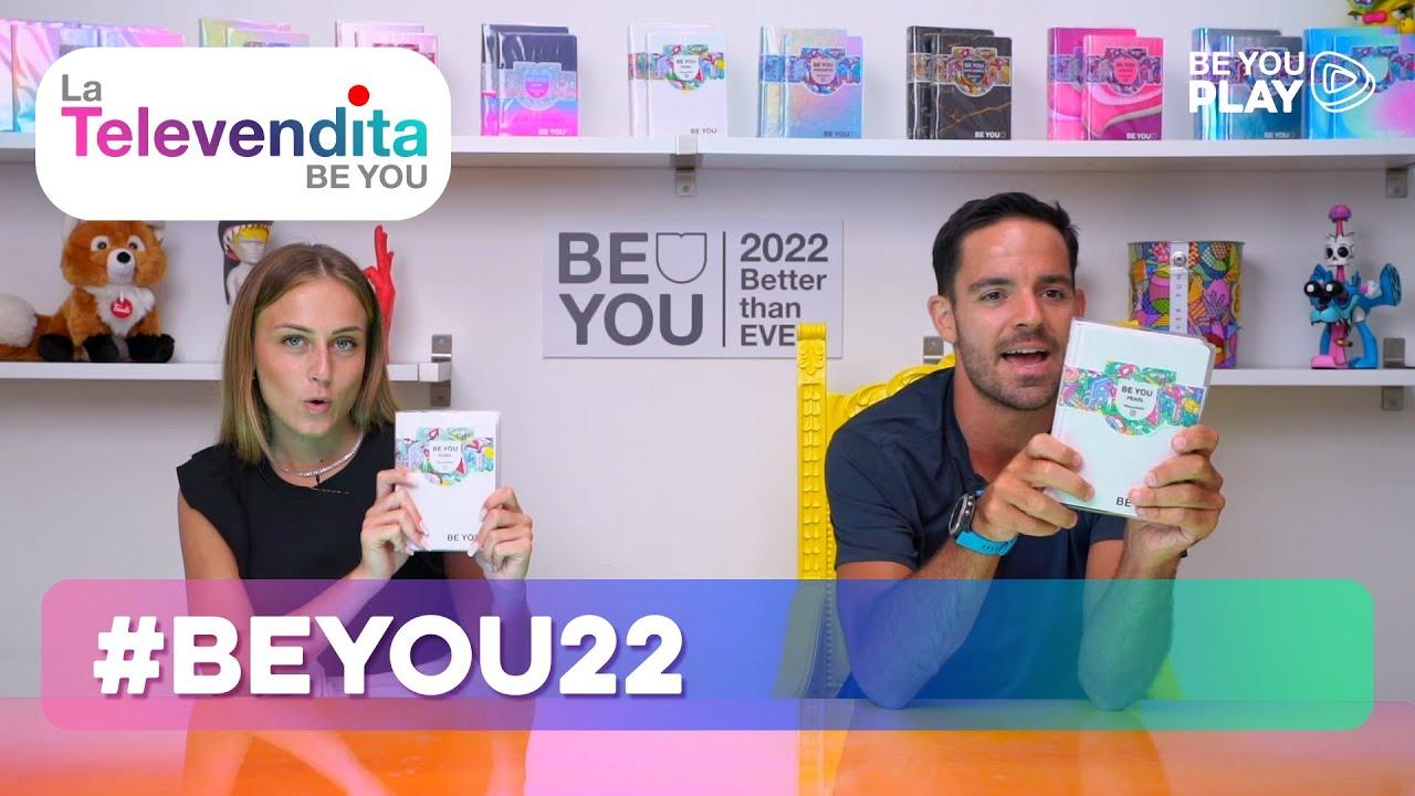 Download BE YOU 2022 - Recensione diario e agenda - Back to School 2021 Ep.1