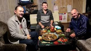 Супер Рецепт! Говяжьи Рёбра с Луком и Помидорами в Казане НА КОСТРЕ!!!