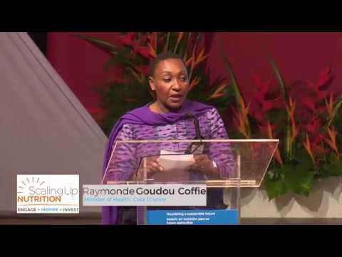 Opening Speech Cote d'Ivoire Minister of Health - SUNGG17