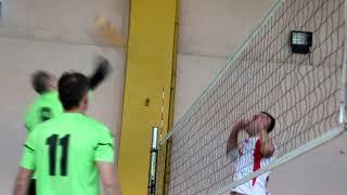 Новичок турнира выиграл чемпионат района по волейболу