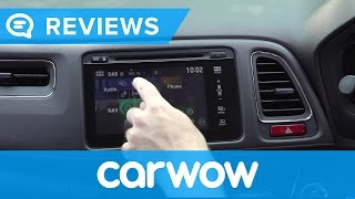 Honda HR-V SUV 2018 infotainment and interior review | Mat Watson Reviews