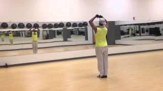 Burn Up the Dancefloor 5   Bang - Tropkillaz    Choreographer Roger L Long