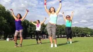 Bailando Enrique Iglesias Flamenco choreo