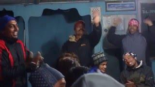 拼歌之夜 尼泊爾隊載歌載舞