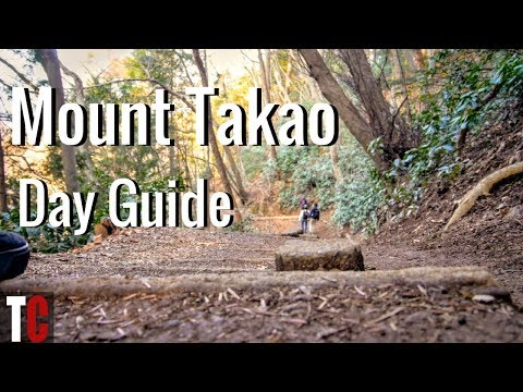 Mt. Takao: Visiting Tokyo's Favorite Mountain