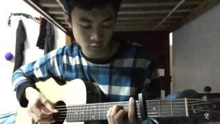 Không thể nói OST - Hoa Thiên Cốt guitar solo