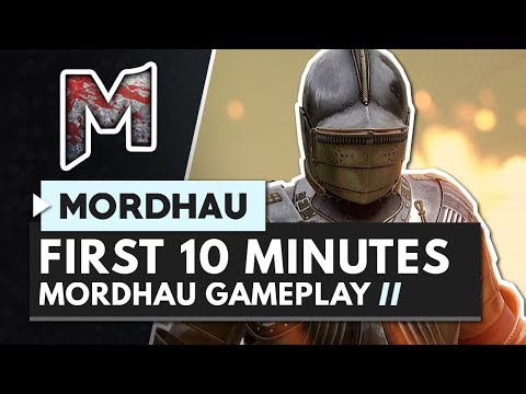 MORDHAU Gameplay Part 1 | First 10 Minutes