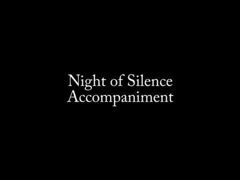 Night of Silence - Accompaniment