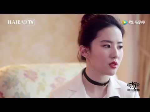 170329 海報時尚網 - 劉亦菲 專訪 HAIBAO Fashion - Liu Yifei Interview