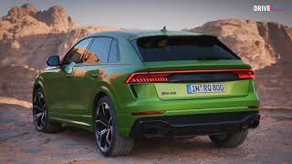รุ่นใหญ่ใจถึง! THE ALL NEW AUDI RS Q8 2020 Exterior & Interior Design