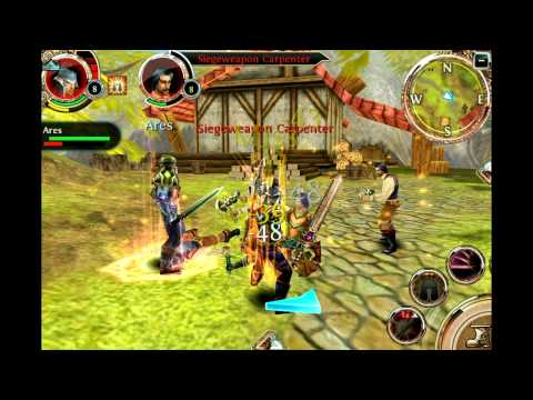 Order & Chaos Online - MMORPG for iPhone/iPad: ORDER Gameplay Trailer